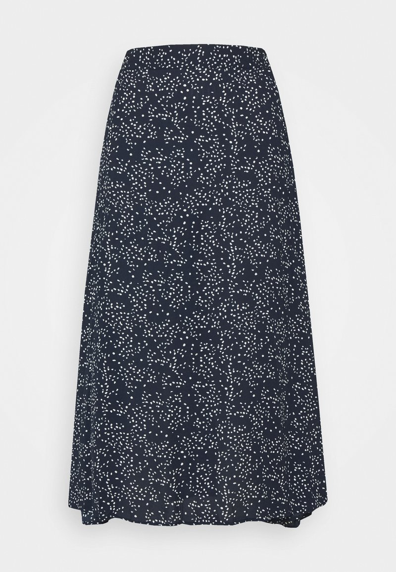 Springfield - GYM APUESTA MIDI - A-line skirt - blue