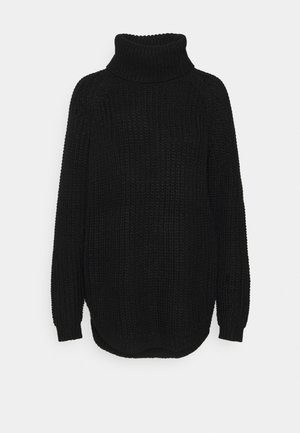 ONLNEW MELLA LONG - Jumper - black