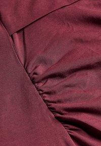 Next - BLEND NURSING - Bluzka z długim rękawem - red - 3