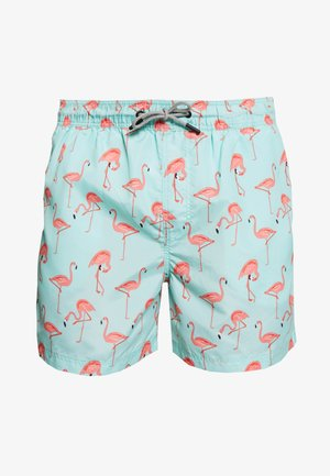 JJIARUBA JJSWIMSHORTS  - Swimming shorts - brook green