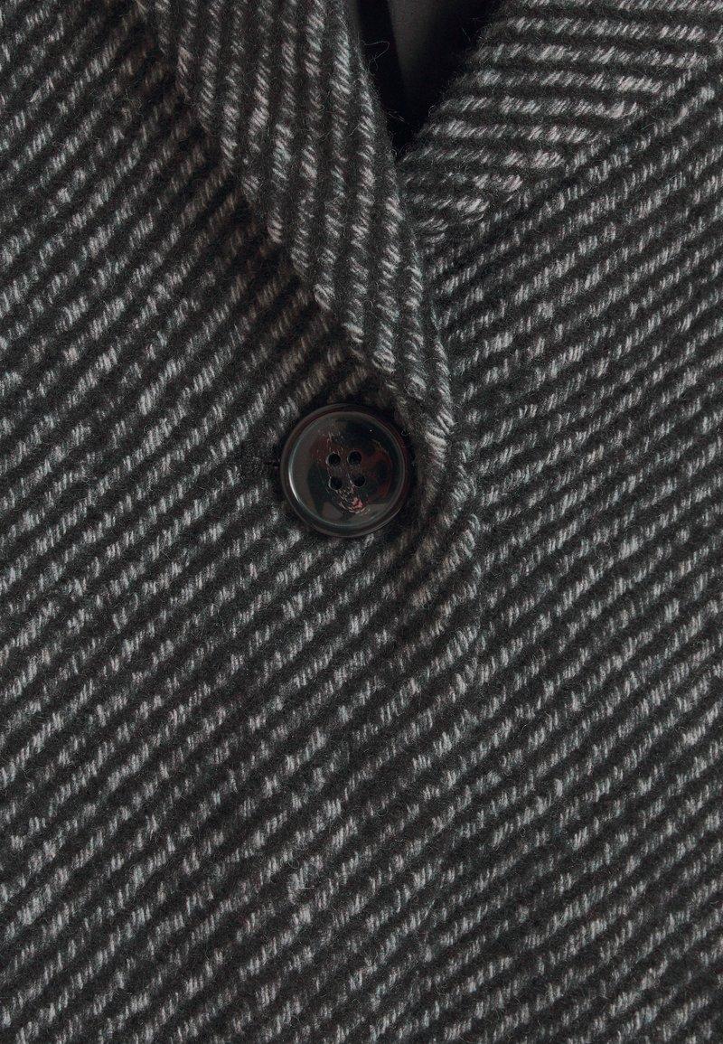 edc by Esprit MEL - Wollmantel/klassischer Mantel - black/schwarz Trpljk