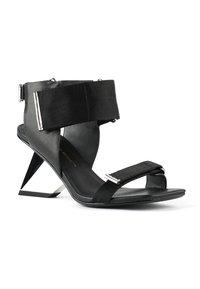 United Nude - ROCKIT RUN - High heeled sandals - black - 1