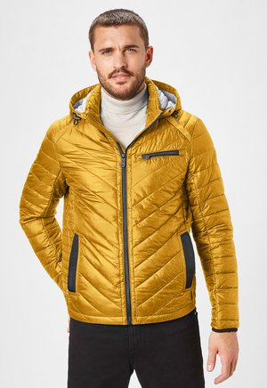 MELVIN - Winter jacket - yellow