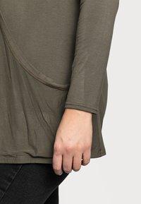 New Look Curves - DROP POCKET CARDI 2 PACK - Cardigan - black - 5