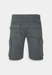 s.Oliver - CARGO - Shorts - grey - 6
