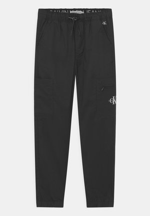 FUNCTIONAL POCKET - Cargobroek - black
