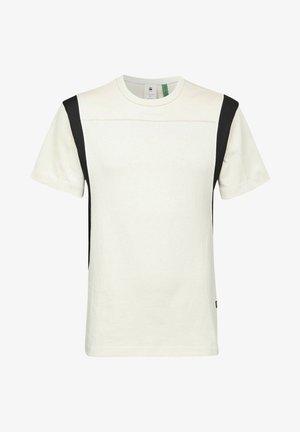 MOTO MESH MOTAC - T-shirt con stampa - whitebait