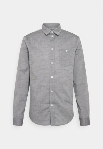 Camicia - mottled grey