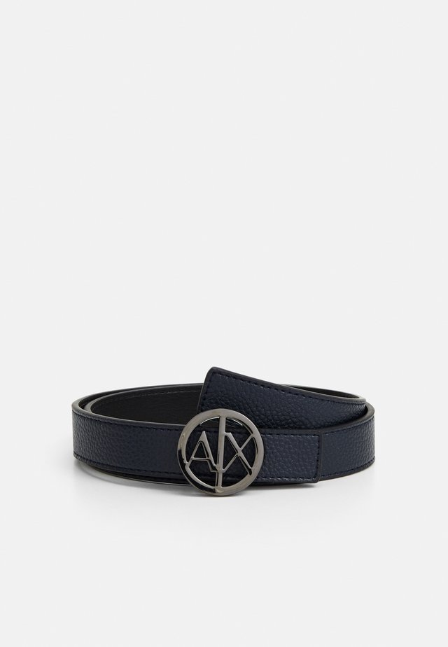 BELT - Belt - blue navy