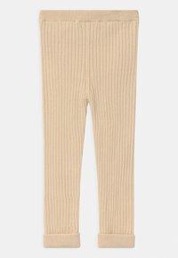 ARKET - UNISEX - Leggings - Trousers - beige dusty light - 1