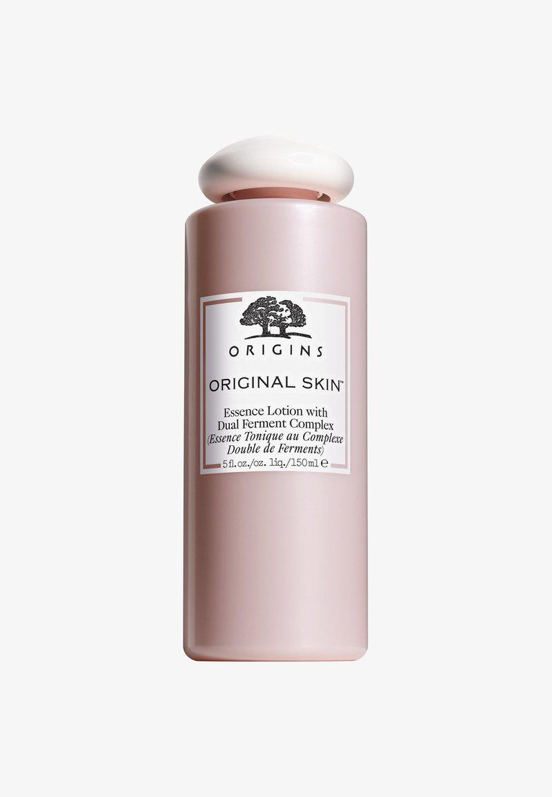 Origins - ORIGINAL SKIN ESSENCE LOTION WITH DUAL FERMENT COMPLEX 150ML - Face cream - -