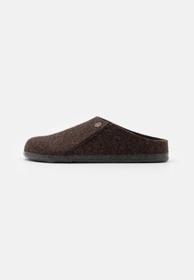 ZERMATT SOFT - Slippers - mocha