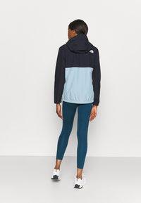 The North Face - WATERPROOF FANORAK - Outdoor jacket - dark blue - 2