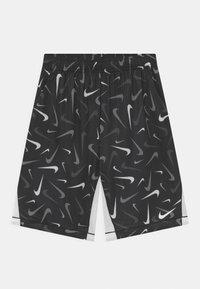 Nike Performance - PLUS - Korte broeken - black/white - 0