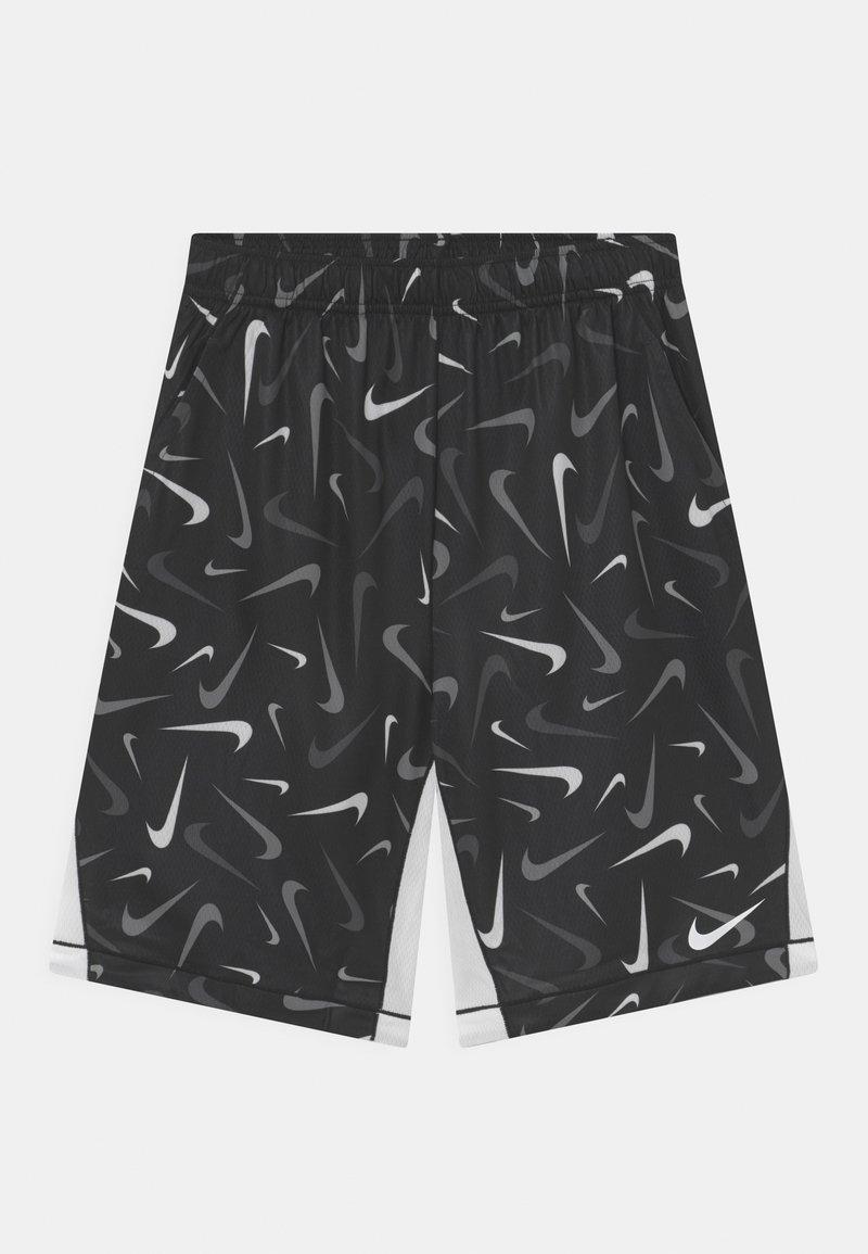Nike Performance - PLUS - Korte broeken - black/white