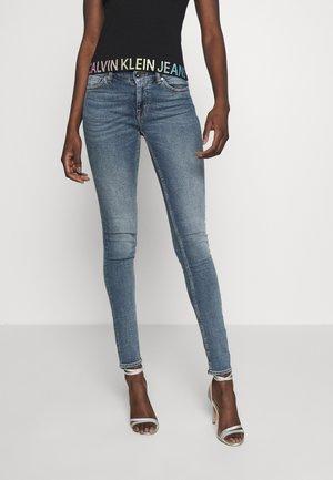 SLIGHT - Jeans Skinny Fit - light blue