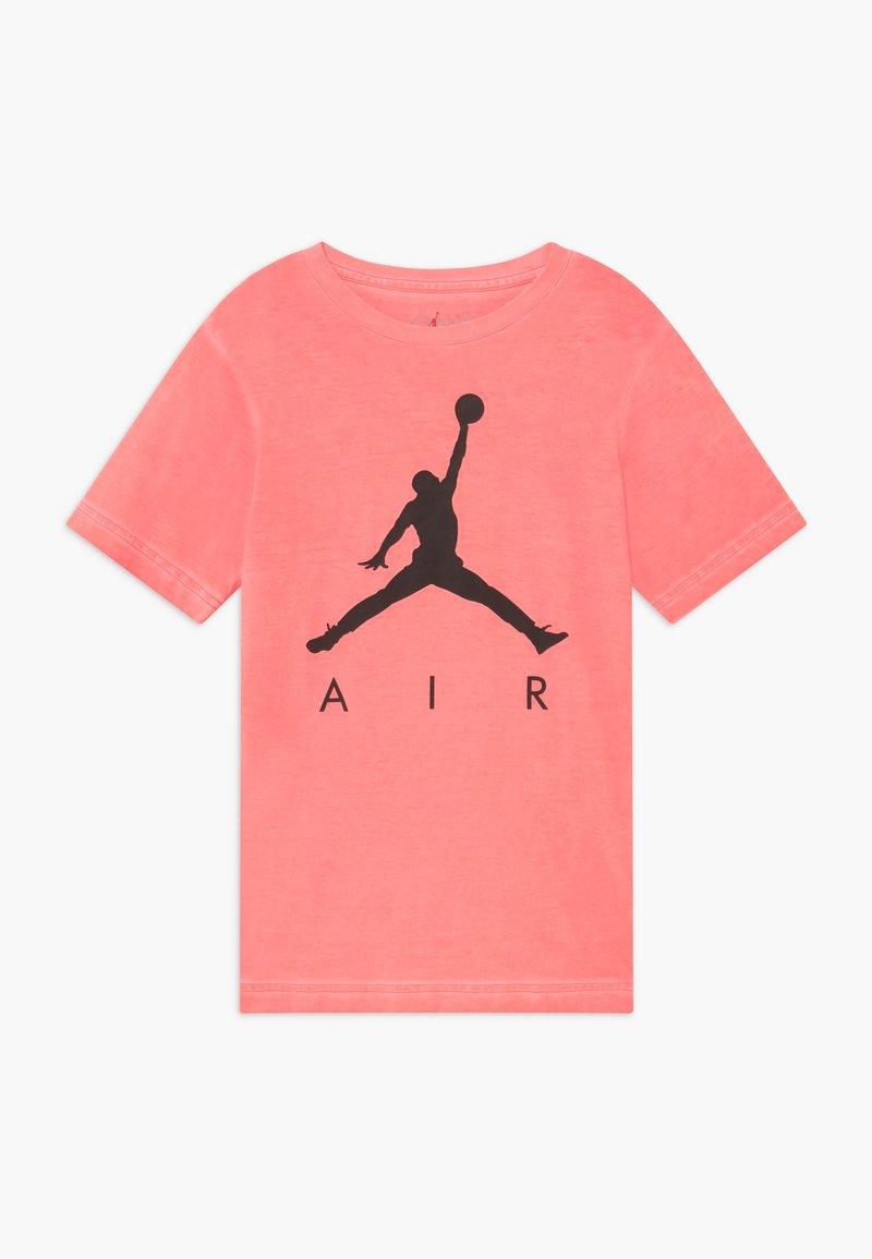 Jordan - COURT VISION TEE - T-shirt print - infrared