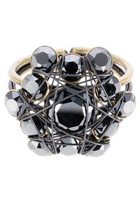 Konplott - Ringe - black antique brass - 2