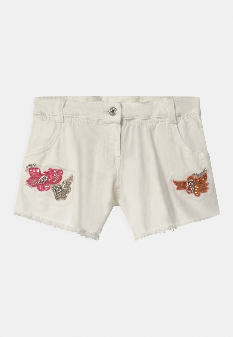TWINSET - WOVEN - Shorts - off white