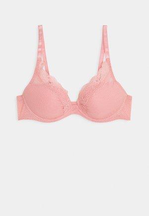 BROOKLYN - Kaarituelliset rintaliivit - rose tutu