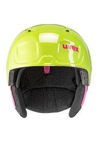 Uvex - Helmet - lime snow bunny - 1