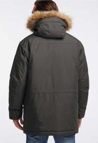 HAWKE&CO - Winter coat - dark green - 2