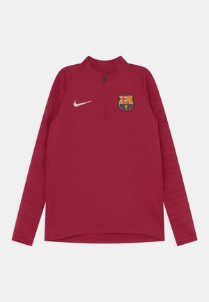 FC BARCELONA UNISEX - Club wear - noble red/pale ivory