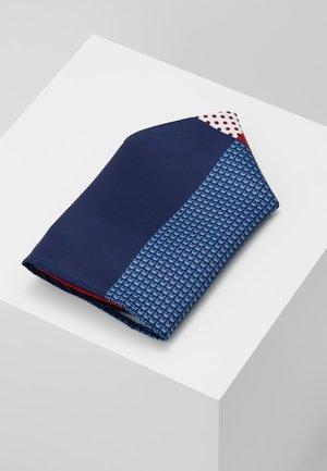 JACJOEY HANKIE - Pocket square - red dahlia