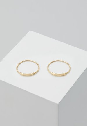 EARRINGS RAQUEL PLATED - Øreringe - gold-coloured