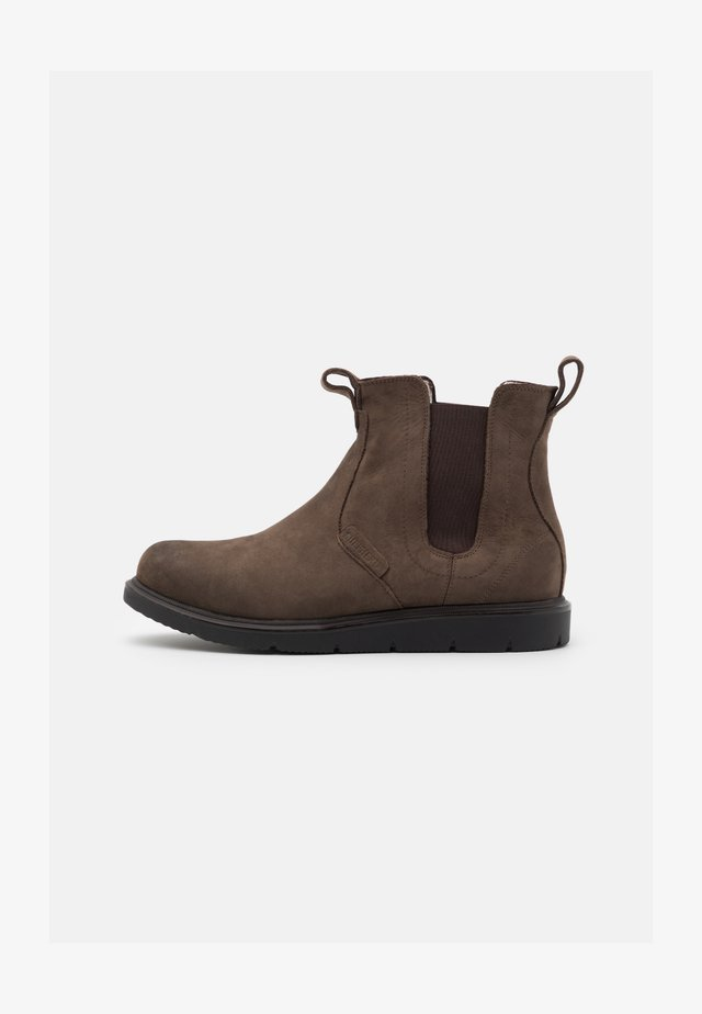 MARK - Classic ankle boots - brown