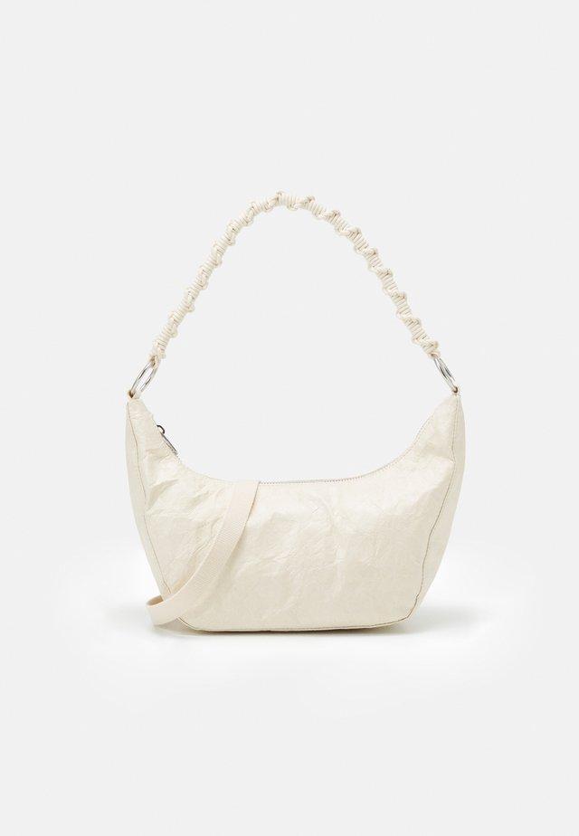 FIONA HANDBAG - Handbag - cream color