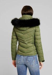 Superdry - 3 IN 1 JACKET - Light jacket - four leaf clover - 2