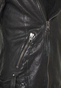 Tigha - BEREND - Leather jacket - black - 2