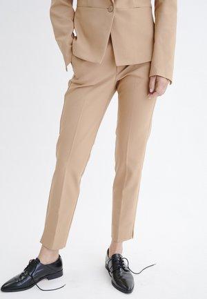 ZELLA  - Trousers - camel