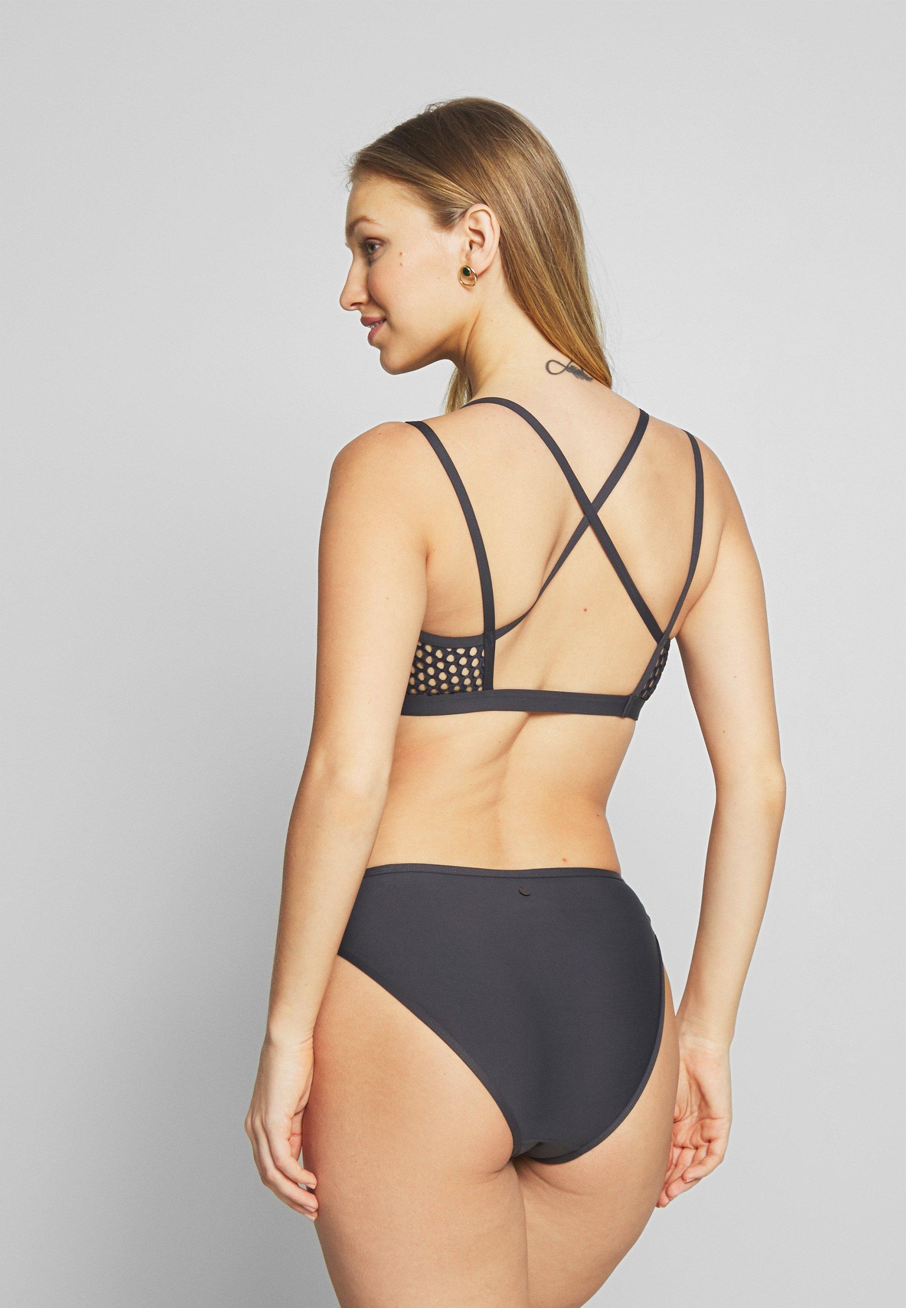 Esprit CERRO BEACH BRIEF - Bikiniunderdel - anthracite