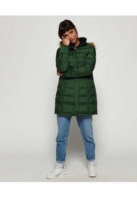 Superdry - MOUNTAIN SUPER FUJI - Winter coat - ice green - 1