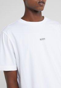 BOSS - TCHUP - T-shirt print - white - 4
