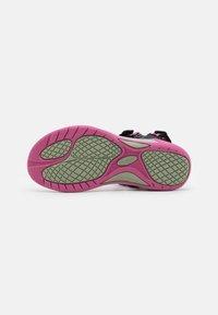 CMP - HAMAL UNISEX - Chodecké sandály - hot pink - 4