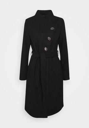 ONLLIVA COAT - Abrigo - black