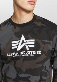Alpha Industries - Felpa - black - 5