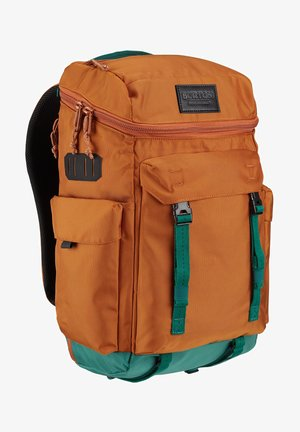 ANNEX GRAY HEATHER - Rucksack - orange