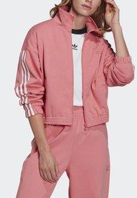 adidas Originals - Treningsjakke - hazy rose - 3