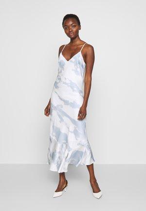 KACY LONG STRAP DRESS - Day dress - light blue