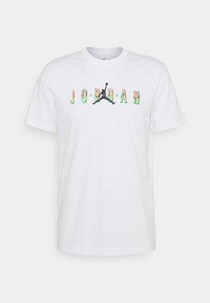 CREW - T-Shirt print - white