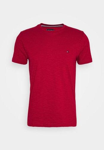 SLUB TEE - Basic T-shirt - primary red