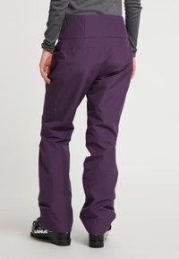 PYUA - Trousers - shadow purple - 2
