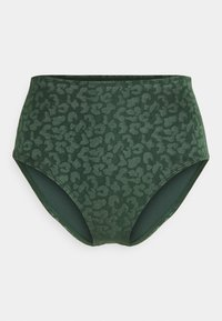 Hunkemöller - TONAL LEO RIO - Bikini bottoms - khaki - 0