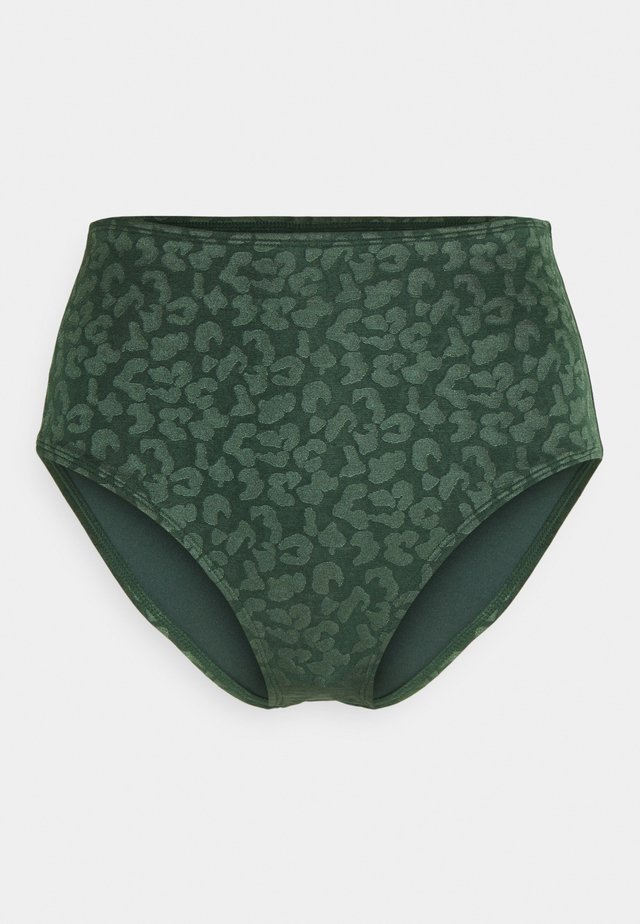 TONAL LEO RIO - Bikini bottoms - khaki
