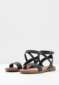 New Look - FIFI - Sandales - black - 4