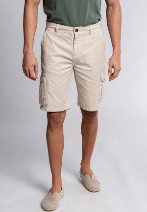 CRAB - Shorts - beige